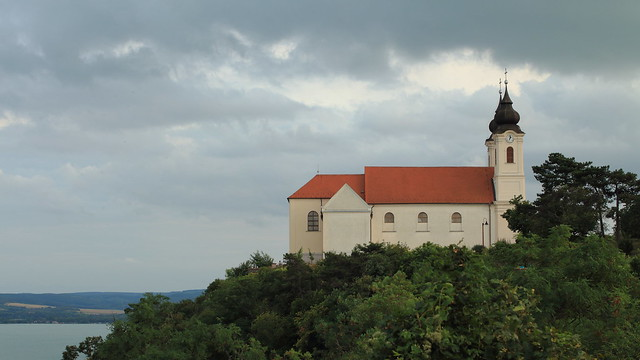 Tihanyi apátság / Tihany Abbey