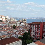 View over Lisbon - Portugal