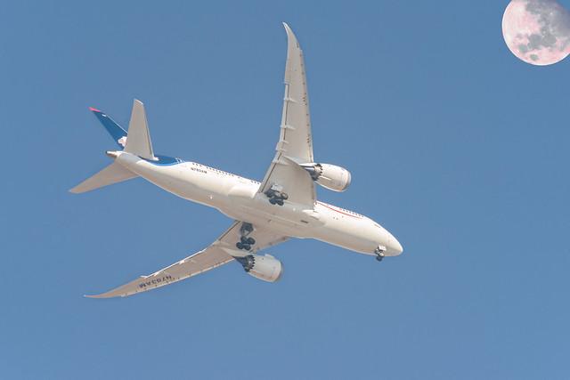Aeromexico B787 (MEX)