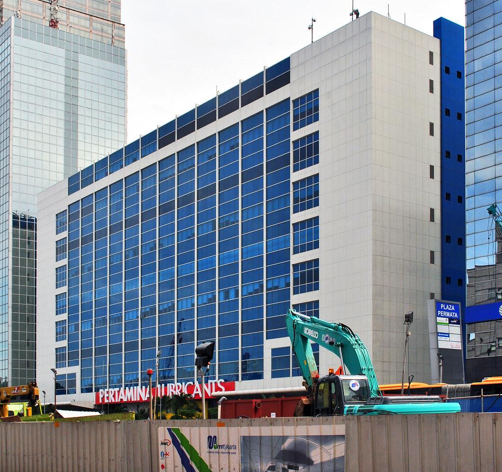 Oil Centre Building