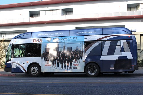 LA DASH Bus