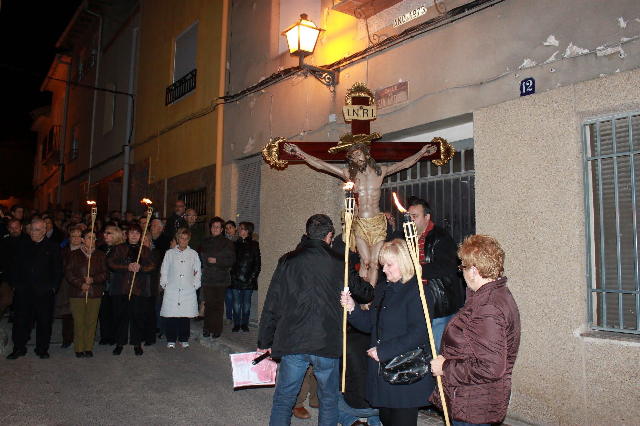 (2013-03-22) - IV Vía Crucis nocturno - Javier Romero Ripoll (63)