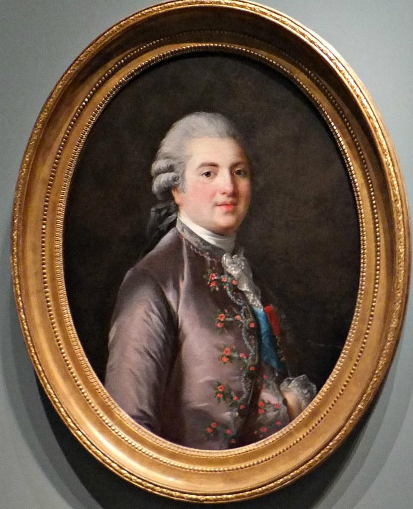 Élisabeth Vigée Le Brun. Comte de Provence 1782. | Louis Sta… | Flickr