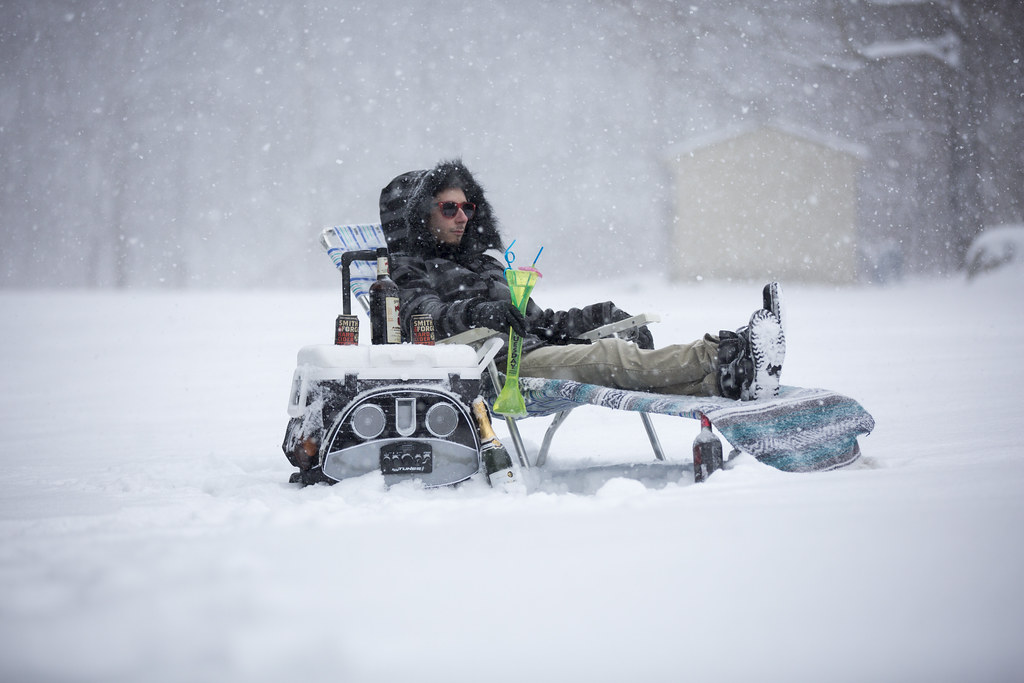 New York Snowmageddon 2016