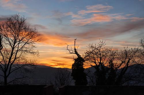 sunset sky clouds dawn austria evening abend österreich sonnenuntergang himmel wolken dämmerung graz autriche styria hiwosomoshots schlosberg steiermerk cloudsstormssunsetssunrises infinitexposure