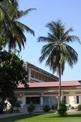 Tuol Sleng Genocide Museum Formerly S21 Prison and Torture Building