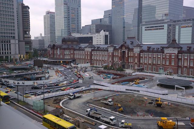 TOKYO  gare centrale