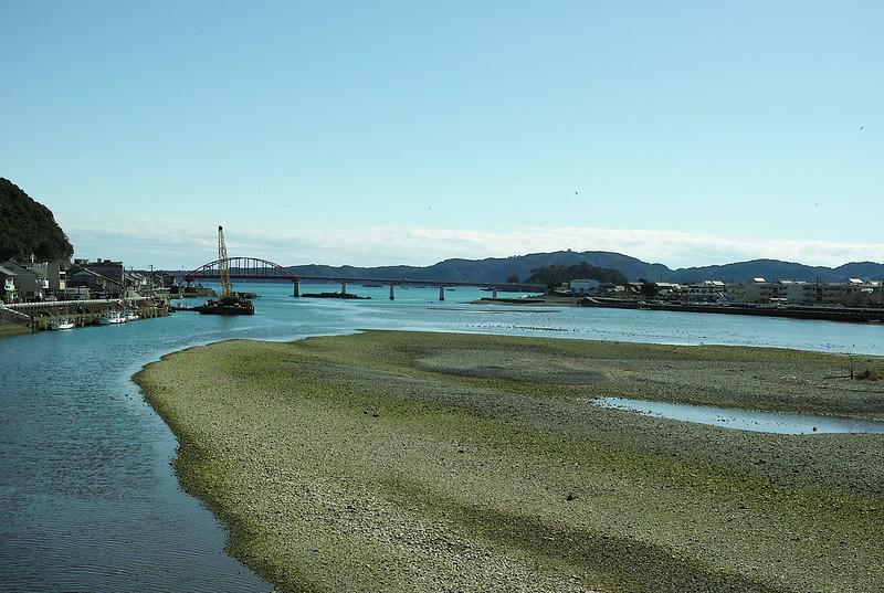 熊野古道大辺路、古座川