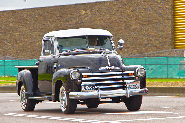 Chevrolet 3100 Stepside Pick-Up Truck 1953 (1903)