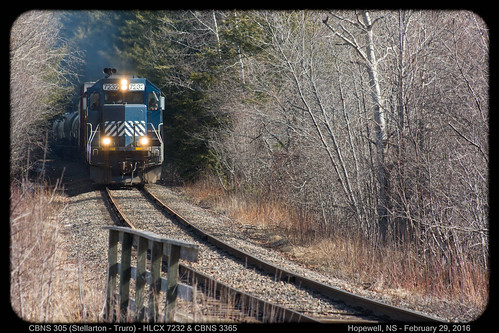 canada nova train central railway cape scotia breton hlcx cbns