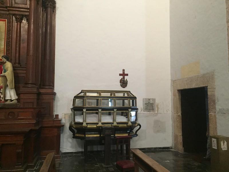 Catedral de San Gervacio en Valladolid