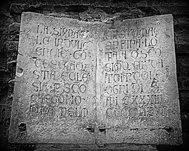 Iscrizione (entry)