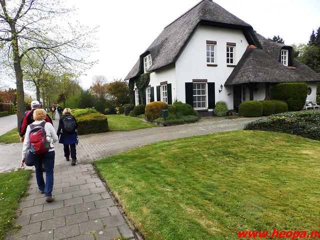 2016-04-30   Lentetocht  (klim) wandeling 40 Km  (120)