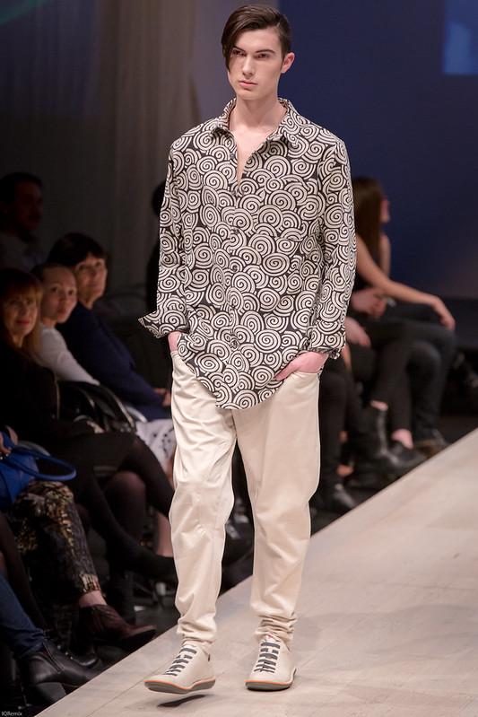 Western Canada Fashion Week 2016 Spring - Edmonton