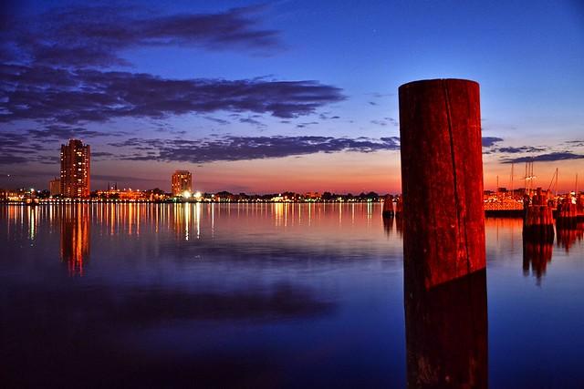 Elizabeth River, Norfolk, Virginia