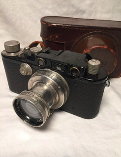 Leica II pre-war conversion to IIIa spec. | by film_fascist