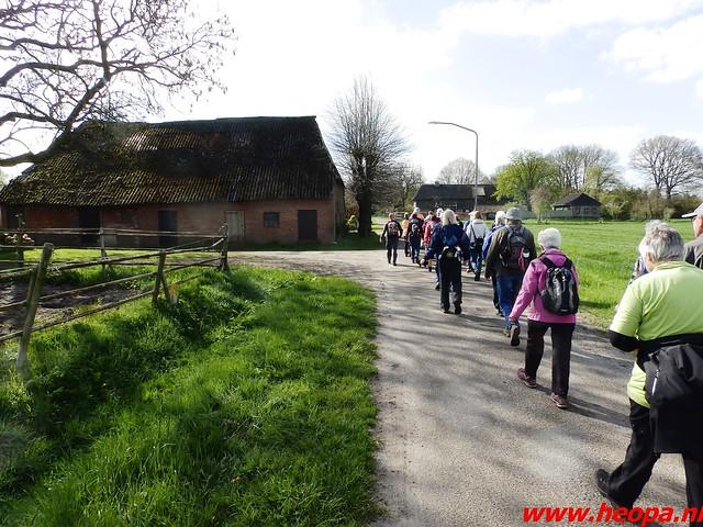 2016-04-20 Schaijk 25 Km   Foto's van Heopa   (18)