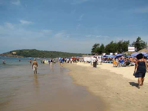India - Goa - 010 - Touristy Baga Beach | by mckaysavage