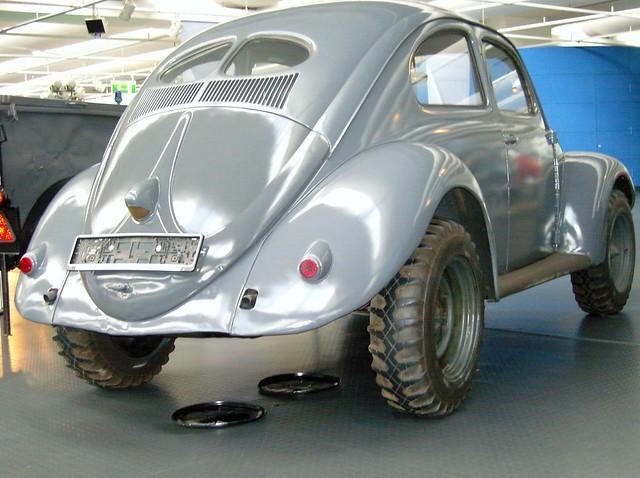 VW Typ 287 Kommandowagen ...