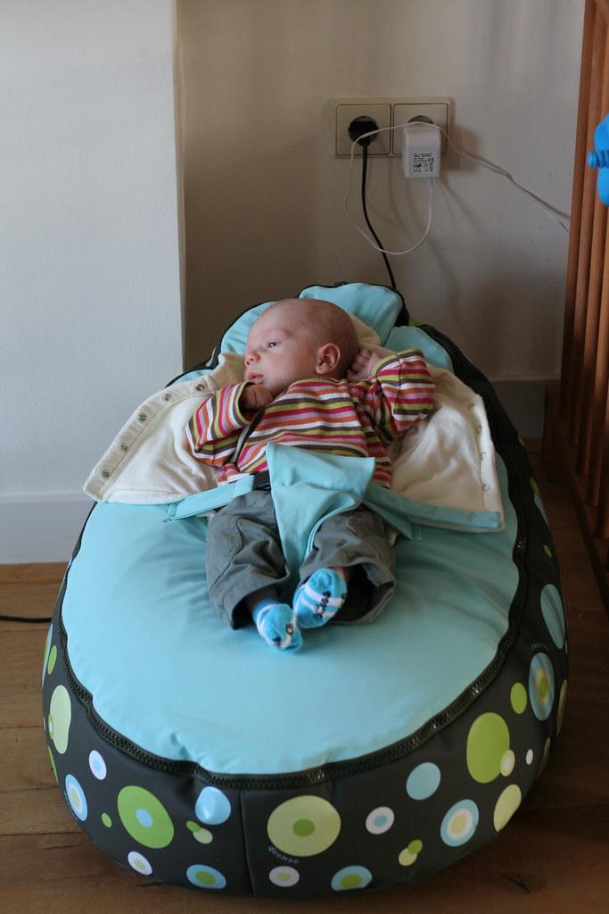 Baby Zitzak Doomoo.Doomoo Zitzak Jeroen Flickr