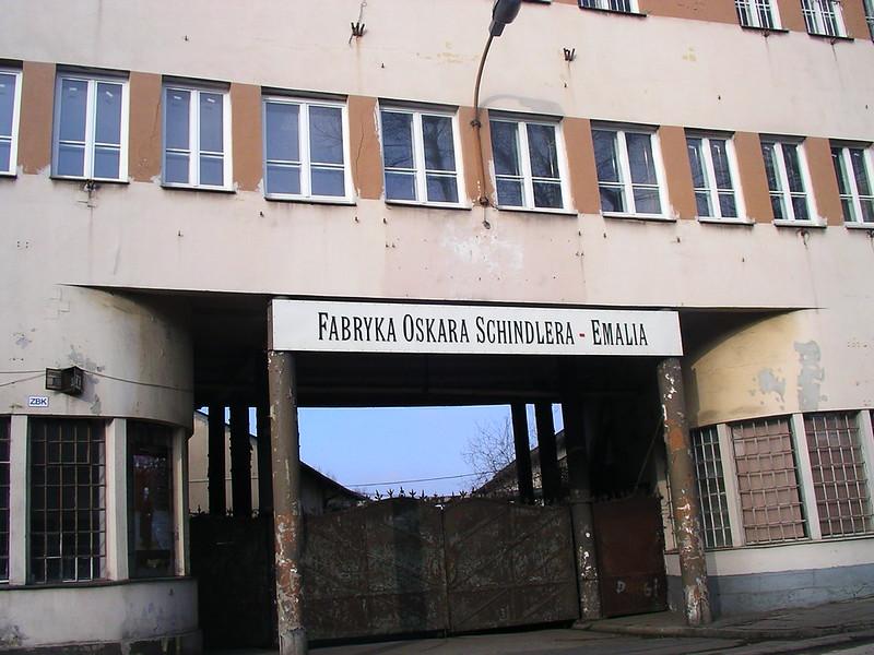 Schindler's factory, Krakow!