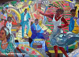 Spirit of Harlem by Louis Delsarte   by Trish Mayo