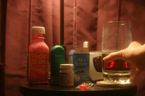 Day 31-My nightstand