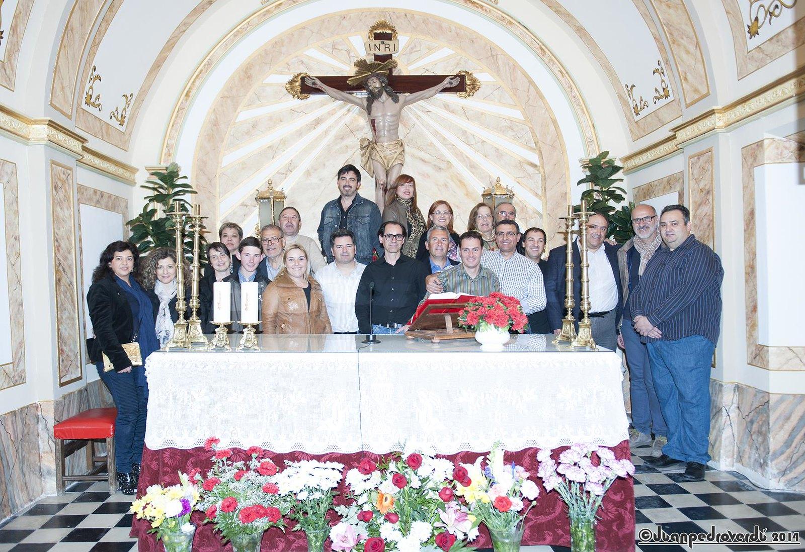 (2014-04-01) - V Vía Crucis nocturno - Juan Pedro Verdú Rico (04)