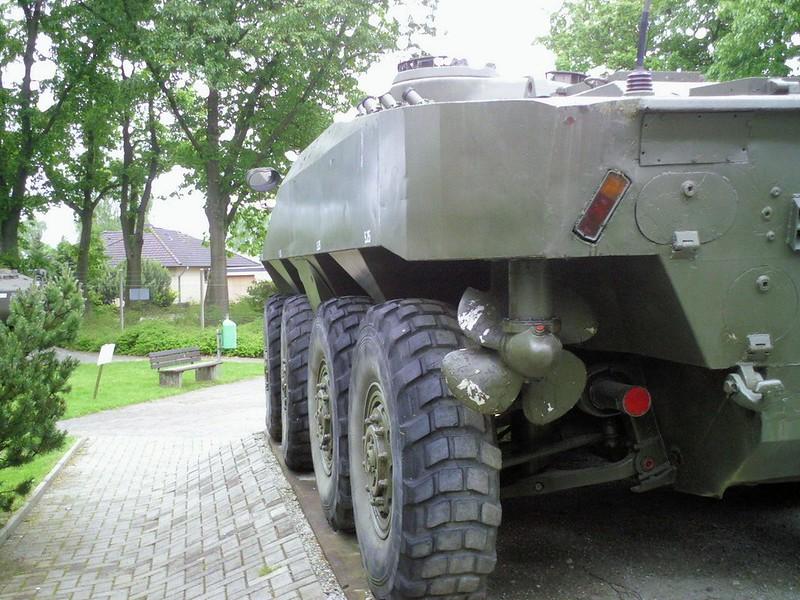Spahpanzer 2 Prototype 9
