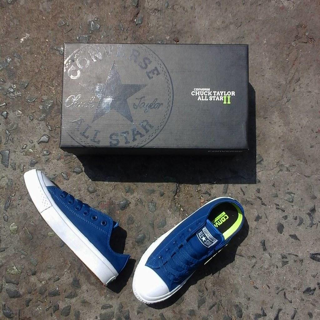 Giày converse chuck 2 Xanh 340 000 Fullbox #converse #conv