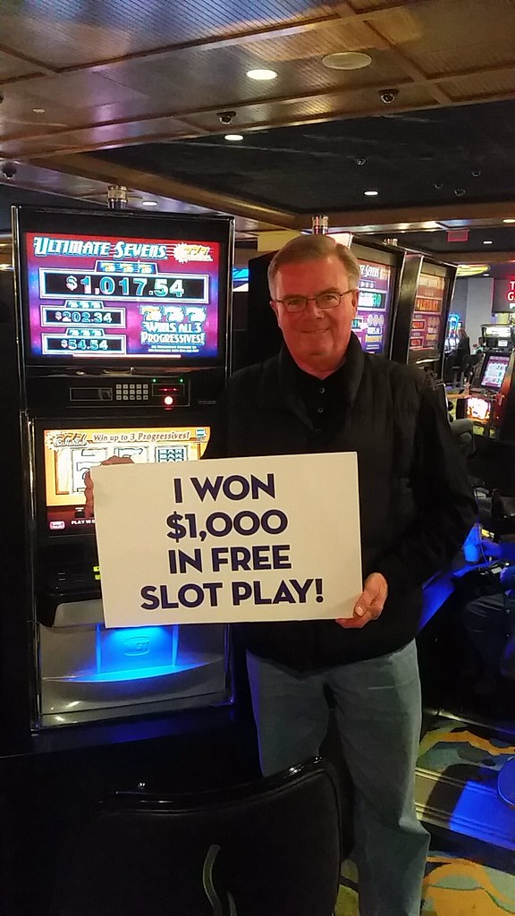 Philip O#1 - $1,000,000 Sweeps | twin river casino | Flickr