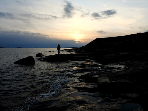 sunset sky clouds finland island helsinki dusk serene suomenlinna gulfoffinland