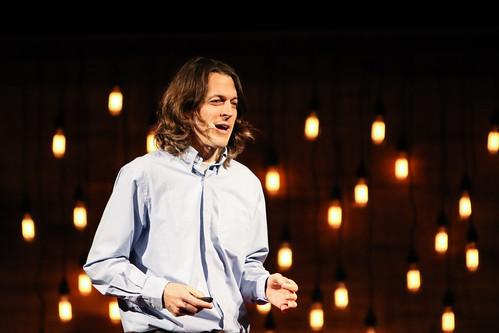 Jeb Byers @ TEDxUGA 2016: Illuminate | by New Media Institute
