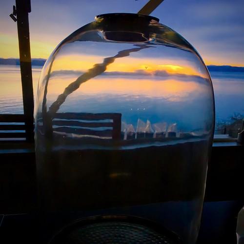water sunrise pugetsound vashonisland iphone project365 53366 iphoneography