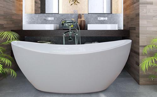 Standard Freestanding Bathtubs | Call 07 3852 6363 | by ACS Designer Bathrooms