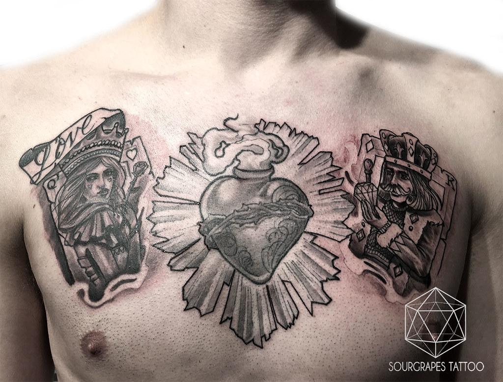 Fine Line Black And Grey Realistic Tattoo Sourgrapes Tatto