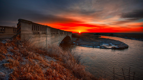 bridge canada nature water sunrise river landscape photography dawn nikon saskatchewan 169 ianmcgregor ianmcgregorphotographycom