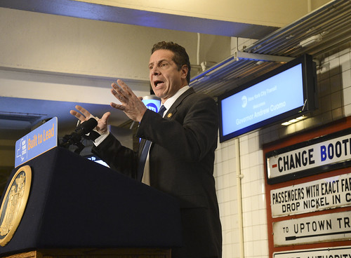 Governor Cuomo's Major Agenda Proposal | by MTAPhotos