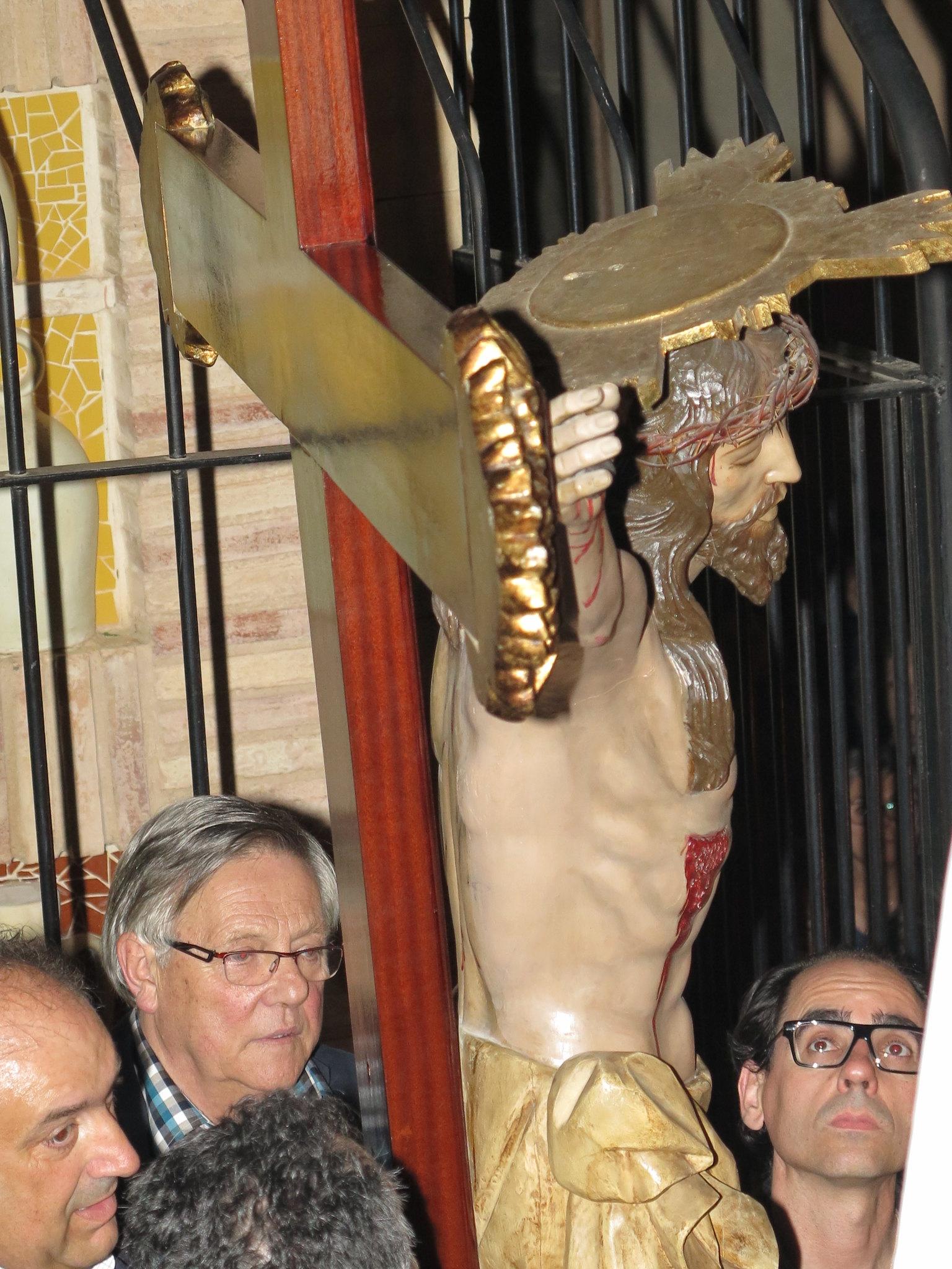 (2014-04-01) - V Vía Crucis nocturno - Antonio José Verdú Navarro (21)