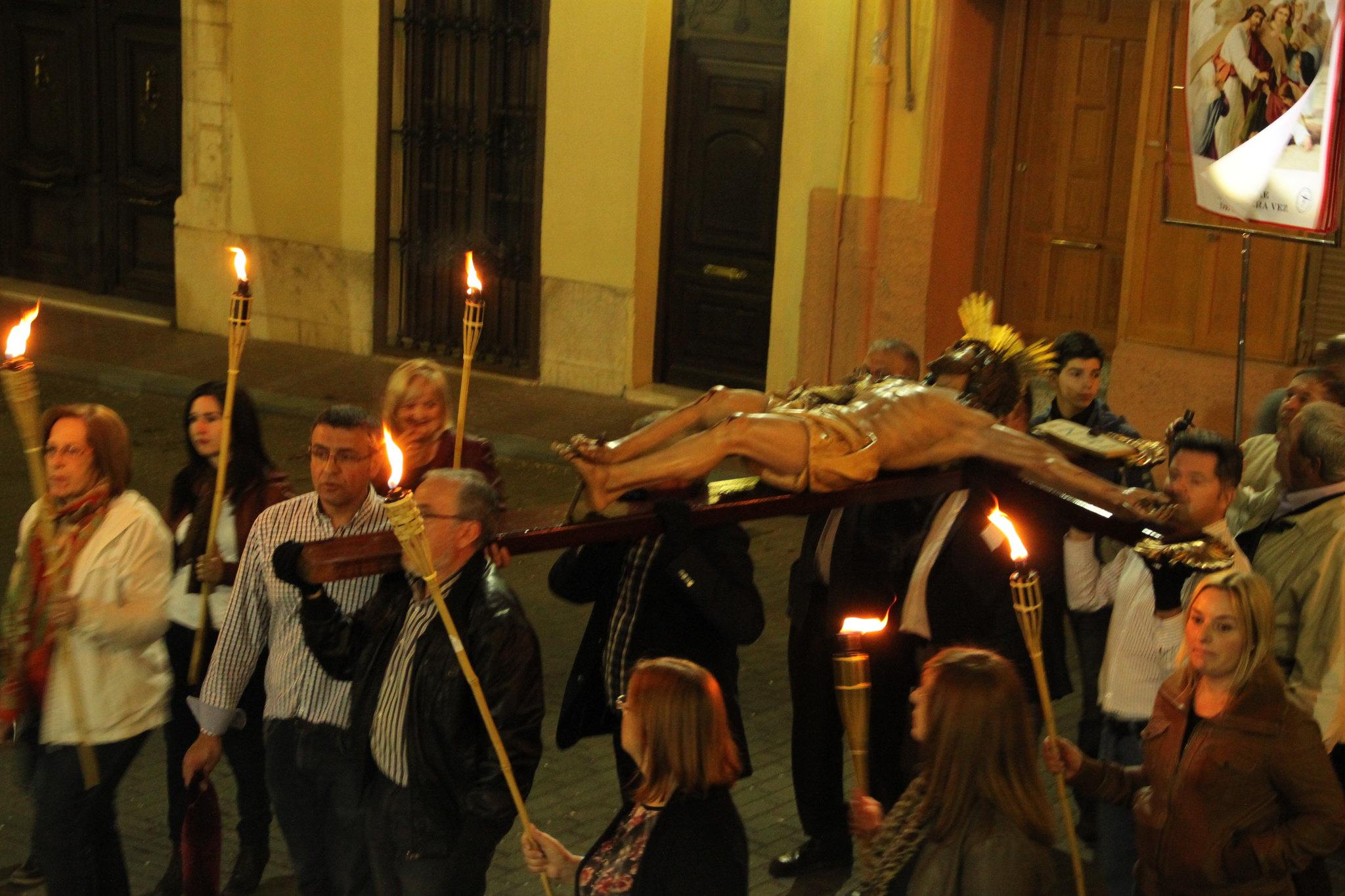 (2014-04-01) -  V Vía Crucis nocturno - Javier Romero Ripoll (50)