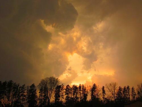 minnesota thunderstorm ramsey 2011 severeweatherramsey
