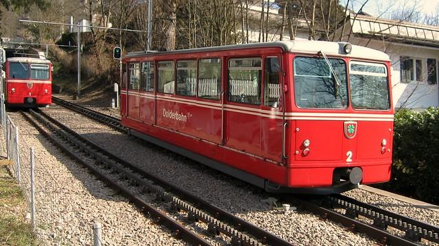 Dolderbahn Zurich Switzerland