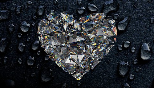 my heart diamond | by claudiadea131