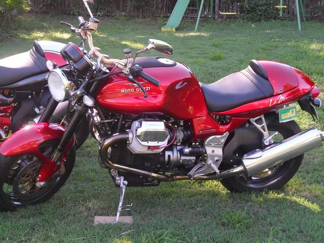 Moto-Guzzi V11 Scura - a photo on Flickriver