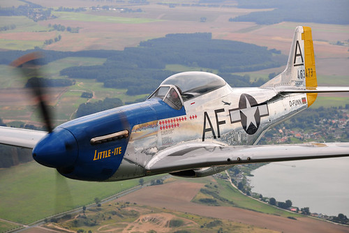 North-American-Mustang-P-51D Little Ite