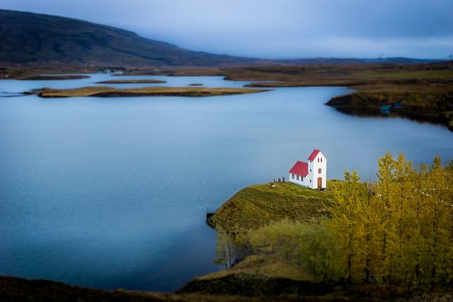 Úlfljótsvatn Church