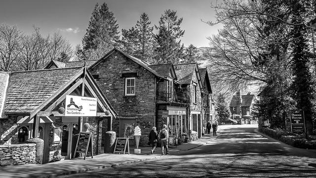 A Village Walk Grasmere.