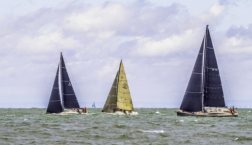 Racing on the wind