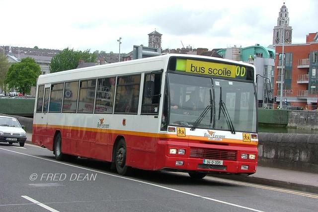 Bus Eireann AD15 (94D3015).