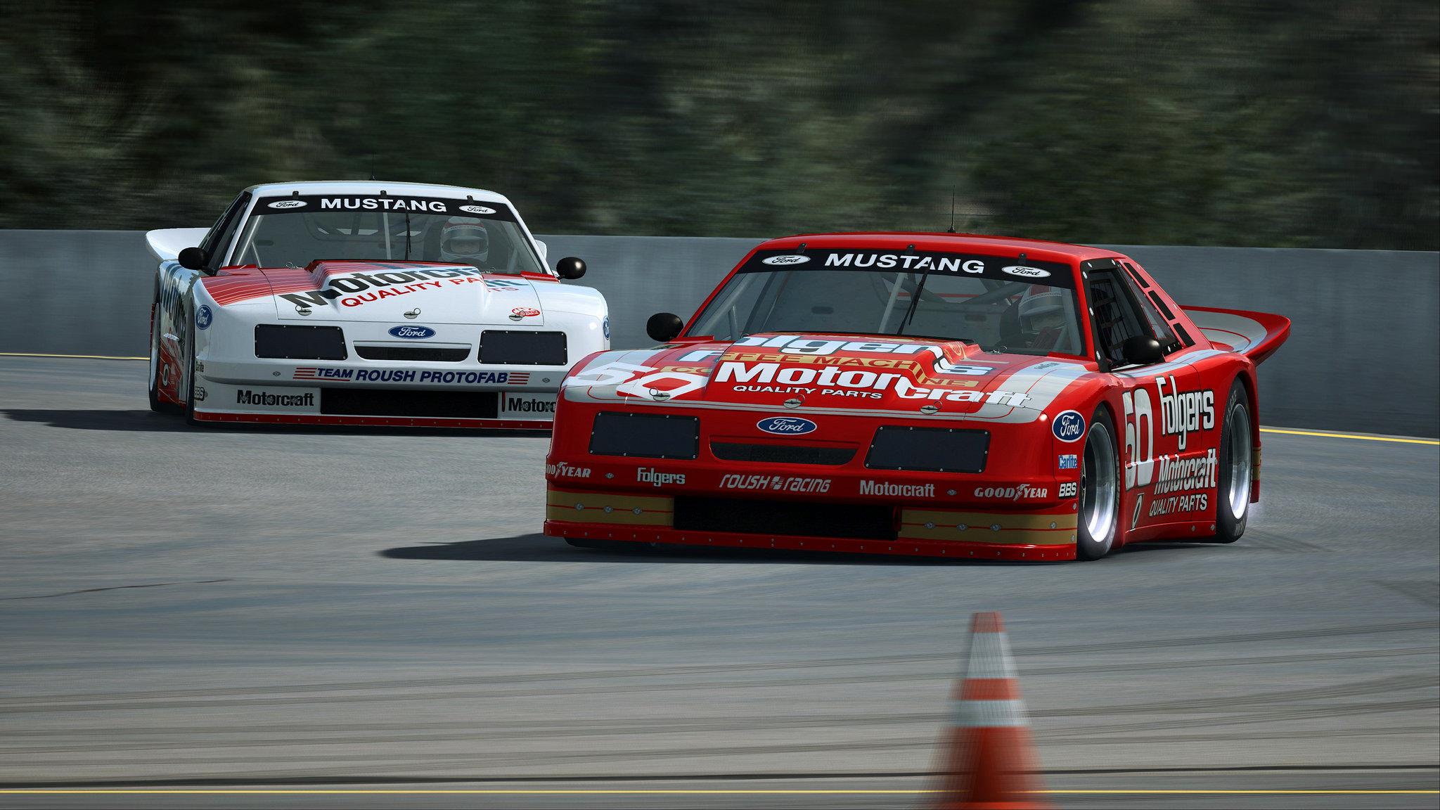 RaceRoom GTO Class